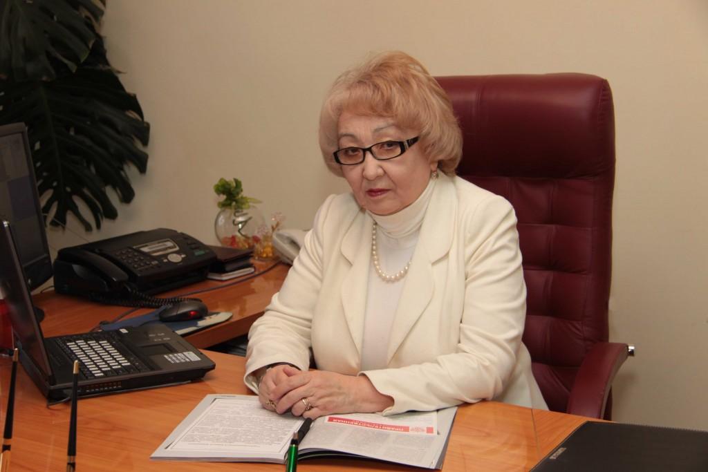 Джумакаева