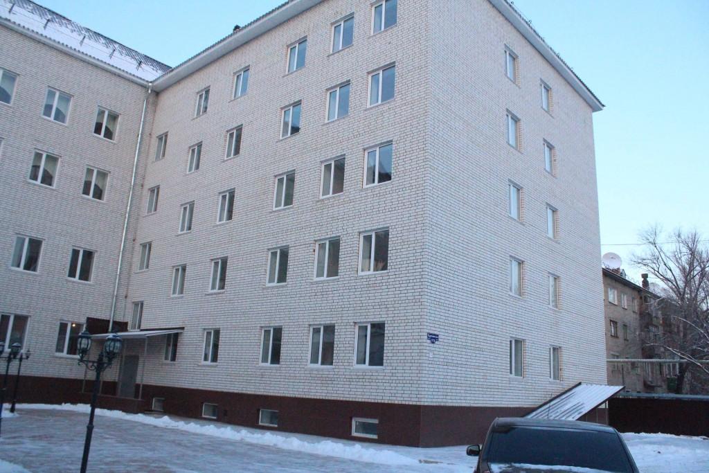 здание общежитие